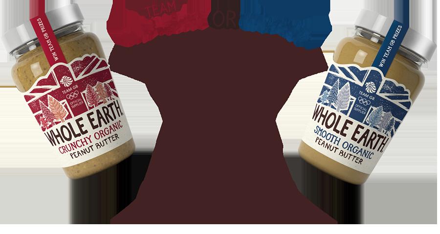 Team Crunchy or Team Smooth