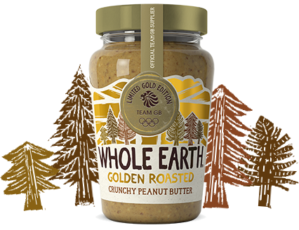 Whole Earth Golden Roasted